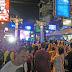 Kontrastprogramm auf der Khao San Road
