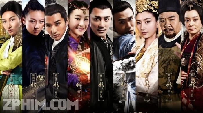 Ảnh trong phim Lục Tiểu Phụng Và Hoa Mãn Lâu - Detectives and Doctors 2