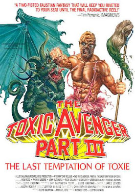 The Toxic Avenger Part III: The Last Temptation of Toxie (1989) BluRay 720p HD Watch Online, Download Full Movie For Free