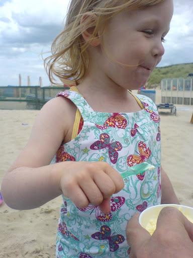 En ook een ijsje. :-)