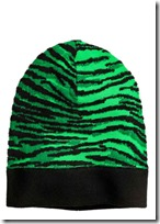 Kenzo for H&M patterned wool blend hat