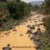 Sungai Citatih Keruh, Camat Cibadak Akan Tegur Perusahaan Pencucian Pasir Kuarsa