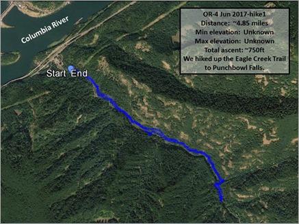 Columbia Gorge-4 Jun 2017-hike1