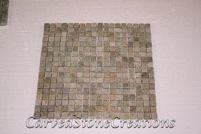 5/8x5/8, Flooring, Flooring & Mosaics, Interior, Mosaic, Natural, Quartzite, Rose, Stella Rosa, Stone, Tile