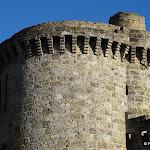 Château de la Madeleine : tour