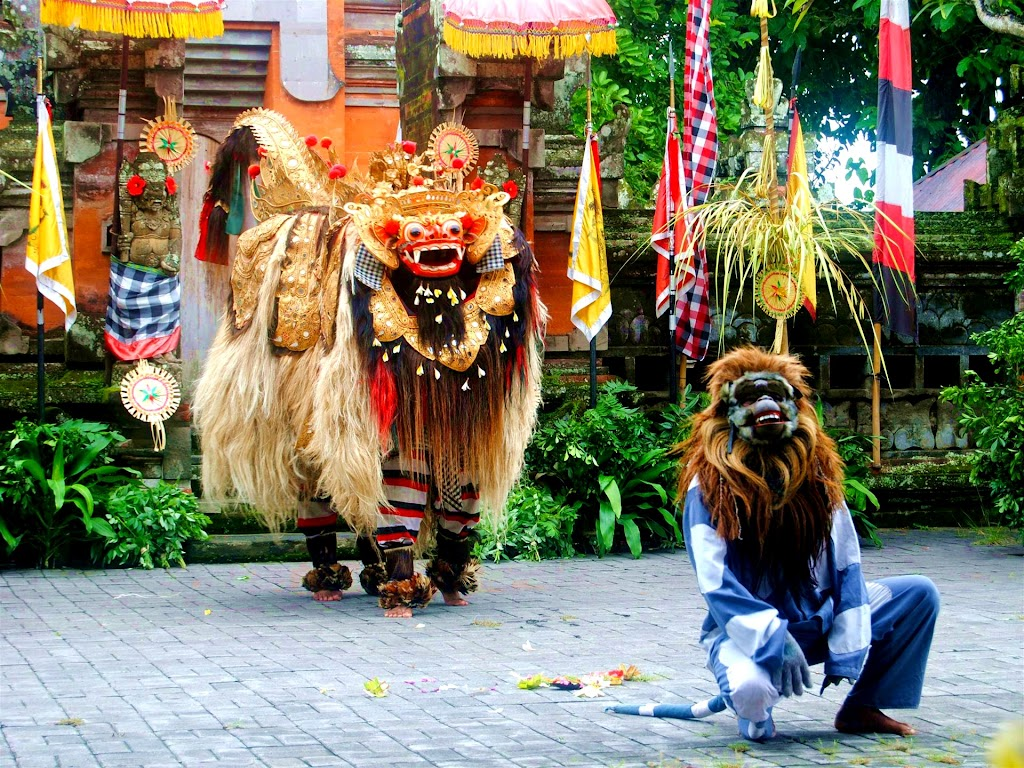 Barong-Dance