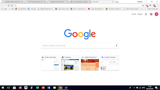Chrome new tab page - missing most frequently used websites - Google