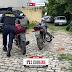 Grupamento do RAIO recupera moto roubada, no bairro Cohab 2