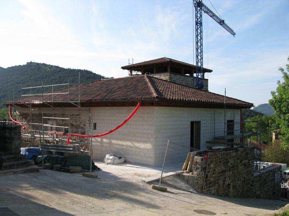 Reconstruccion Torre de Uriz - IMG_1367.JPG