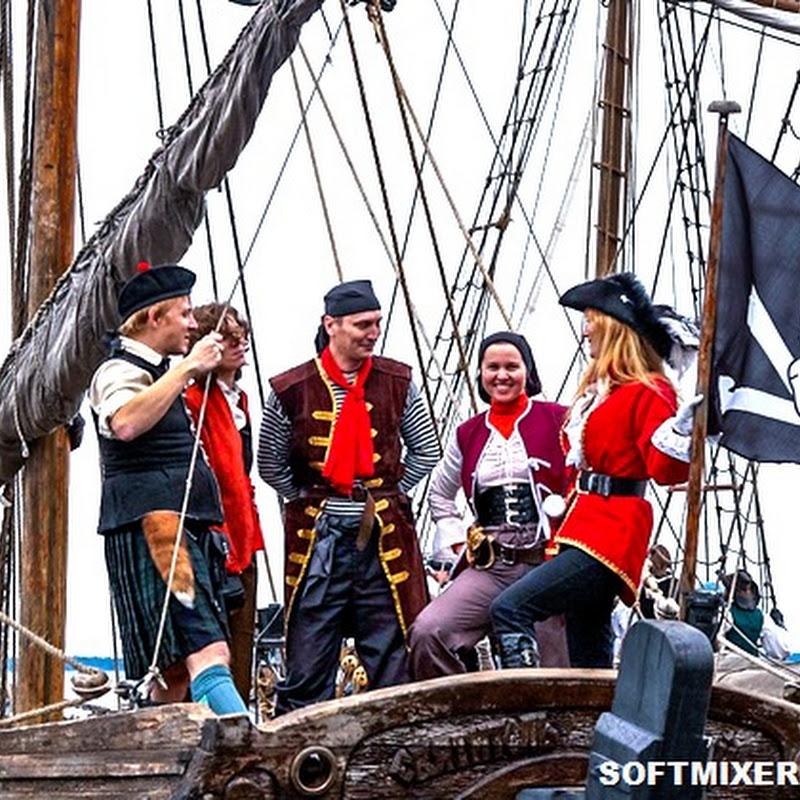 Мифы и факты о пиратах