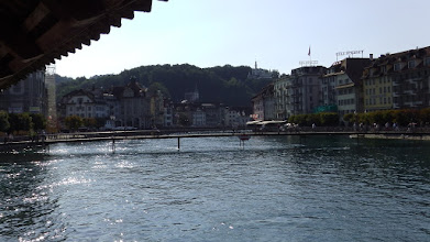 Photo: Hidak a Reuss folyón /Luzern/