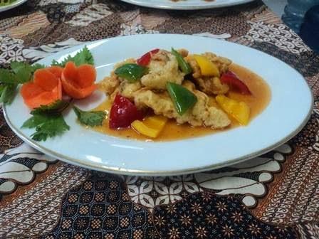 Warung Seafood dan Masakan Oriental, H.A. Salam
