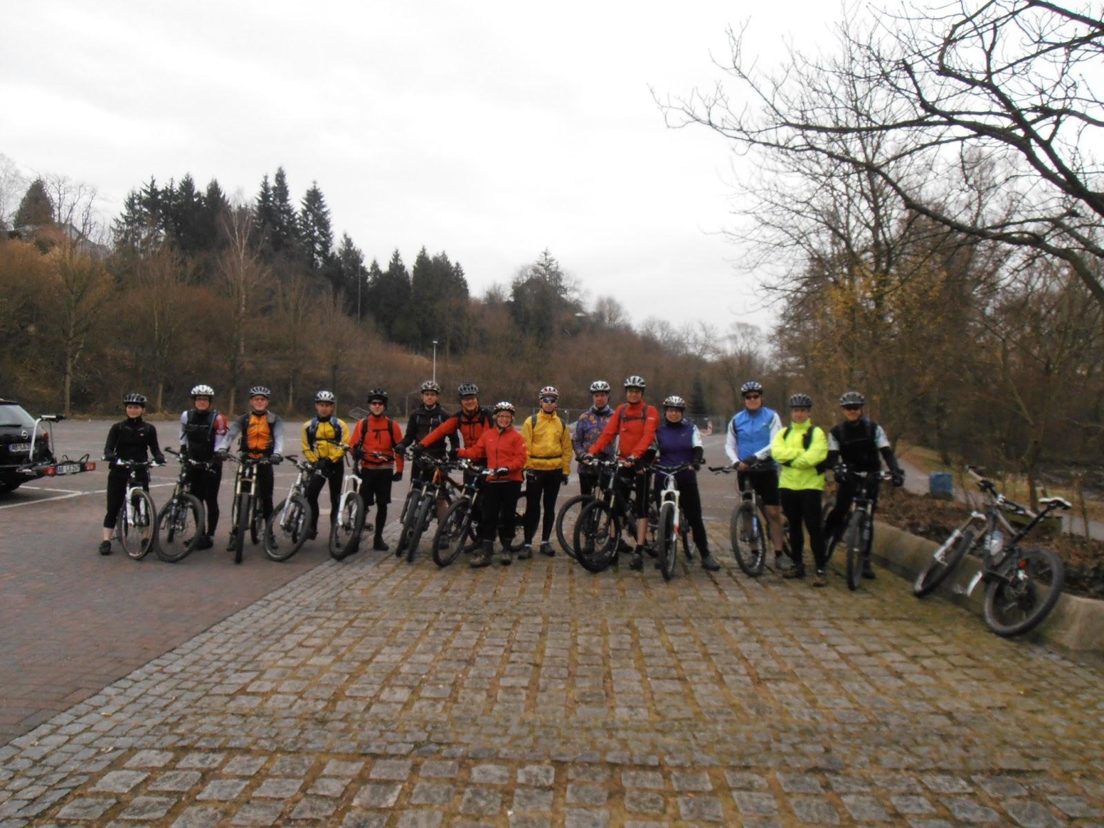 Spessart-Biker-Tour am 18.03.2012