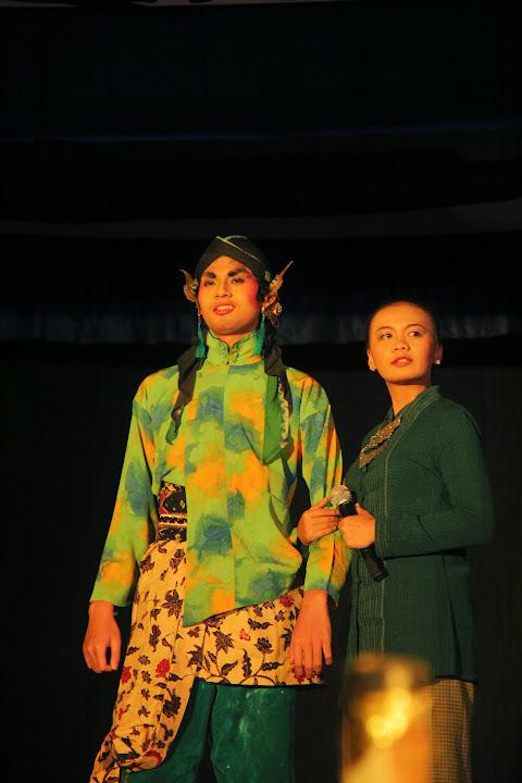 Dua Sejoli, Raden Subrata dan Cempluk