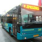 VDL ambassador van Conexxion bus 8280 met lijn 4 naar almere-poort via topsporthal