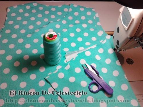 Implementos para coser vestido o blusa