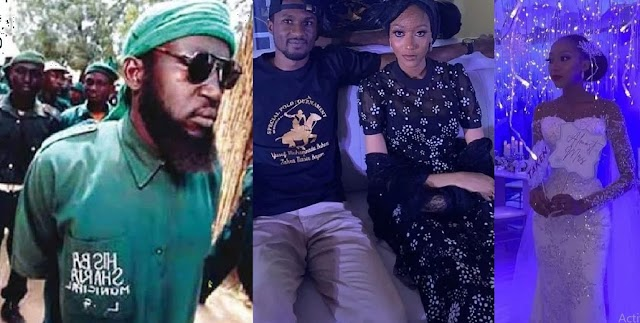 Hisbah Corps bans sharing of President Buhari's son, wife's pre-wedding photos online