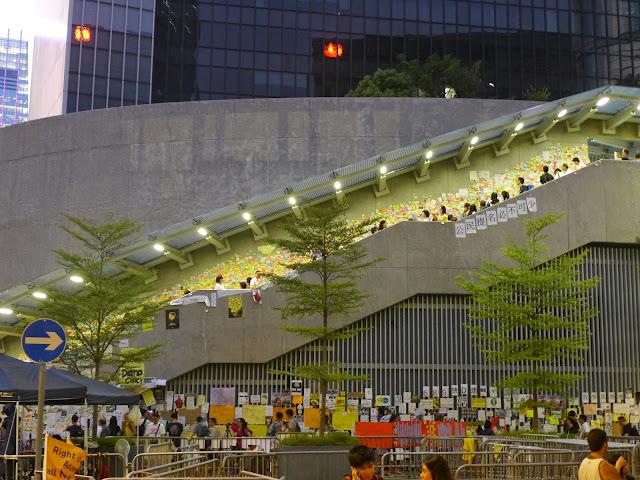 L1030277 The Umbrella Revolution в Гонконге - профилактический ремонт