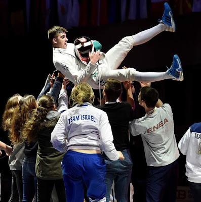 סטס גלפר - אליפות אירופה 2016