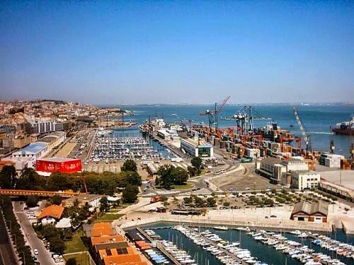 Puerto de Lisboa