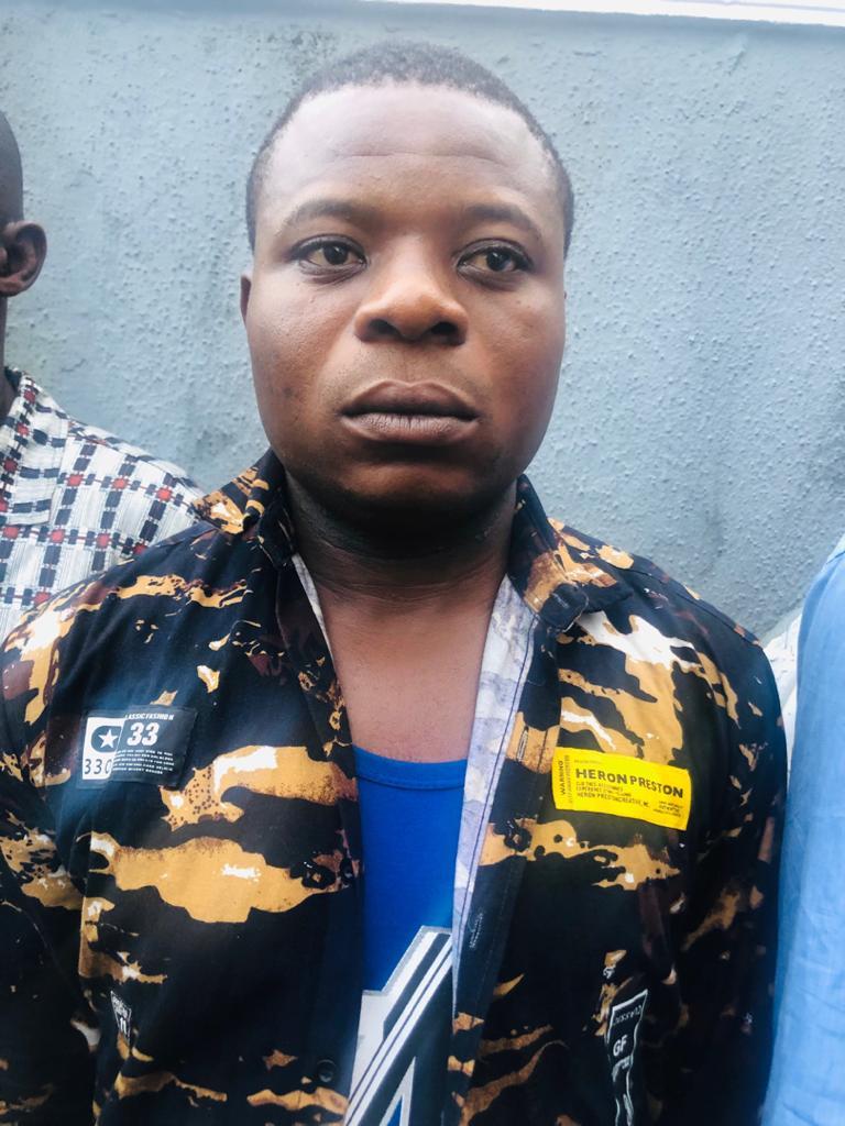 IN EBONYI: Armed Robber Attacked Bullion Van Killing Policemen