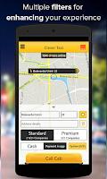 Screenshot of CleverTaxi