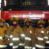 bomberos 5 años