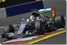 Lewis Hamilton ha conquistato la pole del gran premio d'Austria 2016