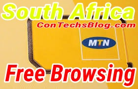 MTN 0.0 Free Browsing South Africa