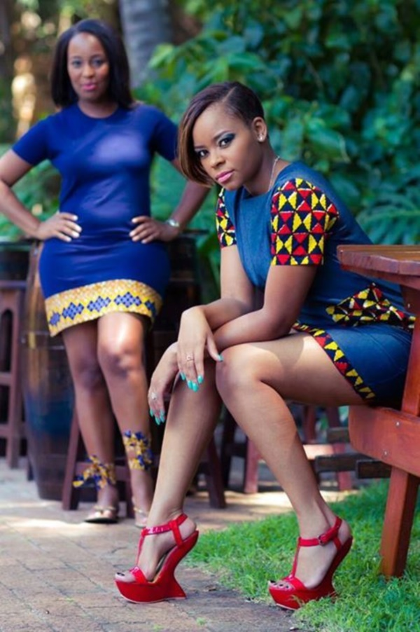 50 Top African Traditional Dresses Designs 17
