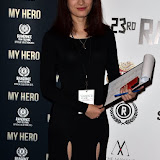 OIC - ENTSIMAGES.COM -  at the  My Hero Film Premiere at Raindance Film Festival London 25th September 2015 Photo Mobis Photos/OIC 0203 174 1069