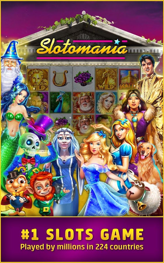 Slotomania - Free Casino Slots- screenshot