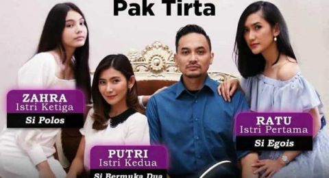Viral Sinetron Zahra, Gadis 15 Tahun Jadi Istri Ketiga, Netizen: Promosi Ped0filia