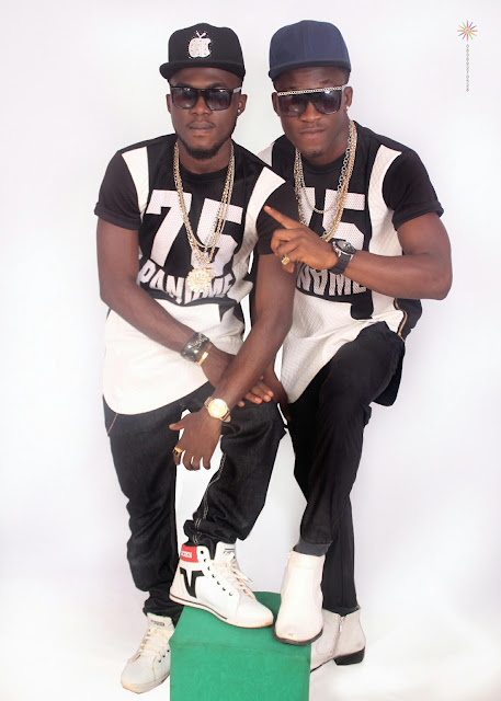 D'twins releases new promo pics ahead of their song release.