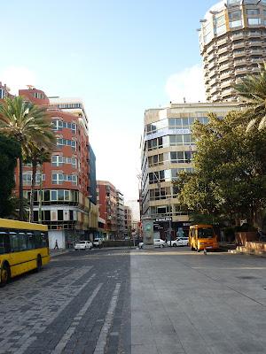 Innenstadt von Las Palmas.