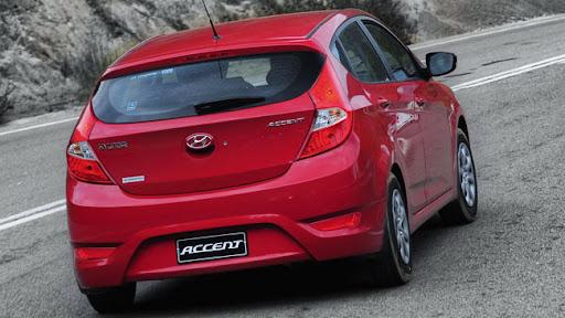 Hyundai Accent HB 2012