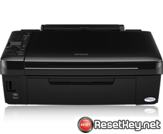 WIC Reset Utility for Epson ME-560W Waste Ink Counter Reset