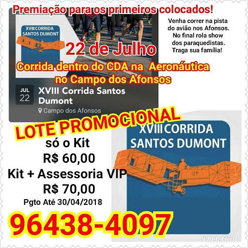 XVIII Corrida Santos Dumont