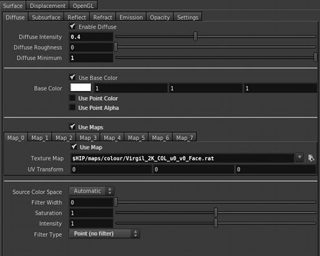 Uber Shaders - General Houdini Questions - od|forum