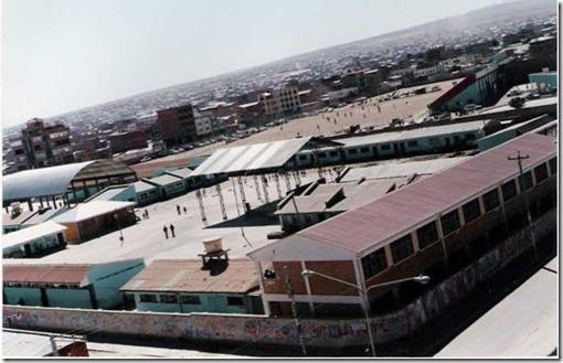 Unidad Educativa Rafael Mendoza Castellón (1969): colegio de El Alto