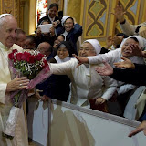Đức Thánh Cha Viếng Đức Mẹ