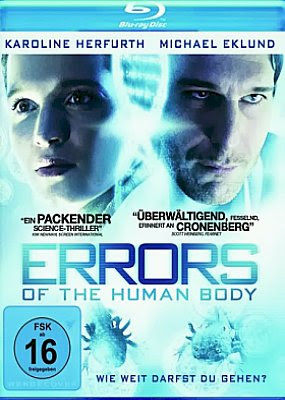 Filme Poster Errors of the Human Body BRRip XviD & RMVB Legendado