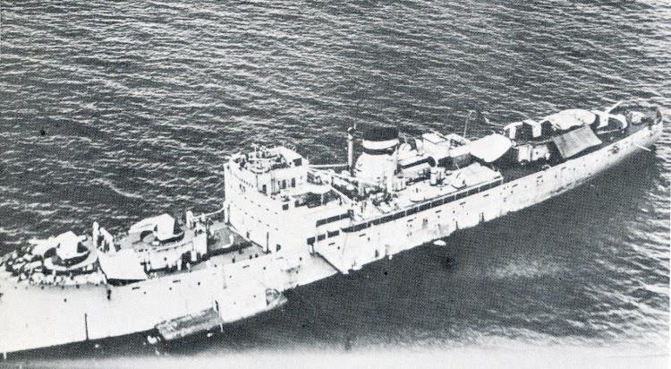 El MAR CANTABRICO en su nueva función de crucero. Del libro La Marina Mercante y el Trafico Maritimo en la Guerra Civil.JPG