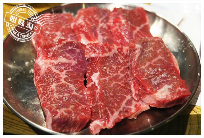 高雄姜虎東678白丁烤肉店2號店雪花牛肉799元