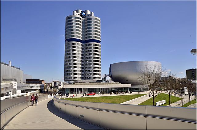 El Mundo del Motor de Baviera (BMW)