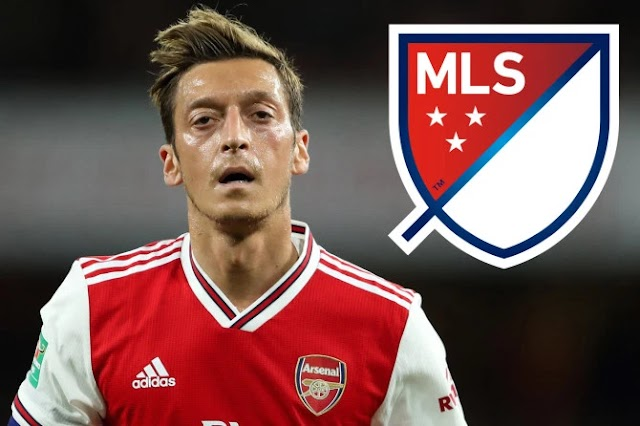 GOOD OR NOT?  Mesut Ozil likely to move to MLS but will NOT hand in transfer request to end his Arsenal hell