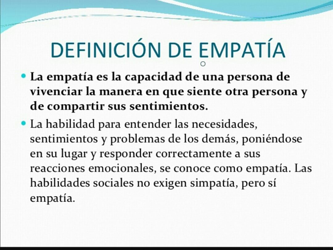 Adesivo Frase Significado Empatia: Discapacidad Y Calidad De Vida