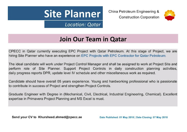 Oil And Gas Jobs China Petroleum Engineering And Construction