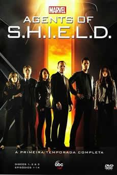 Baixar Série Agentes S.H.I.E.L.D. da Marvel 1ª Temporada Torrent Grátis