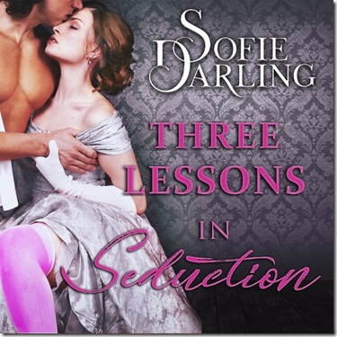 Three Lessons in Seduction - Audiobook Cover - Promo 1